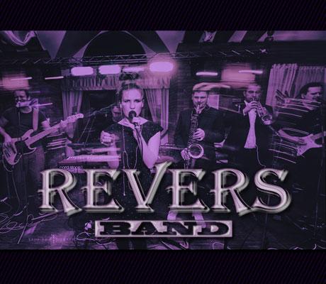 Revers Band - zesp� na wesele